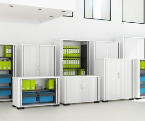 Don't have enough space for your storage needs? Office Images can create the workplace storage solutions you need through innovative design techniques.